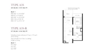 the-garden-residences-1-br-floor-plan-a3s-singapore