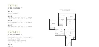 the-garden-residences-2-br-floor-plan-b1-singapore
