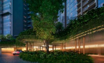 the-garden-residences-main-entrance-singapore