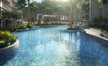 the-garden-residences-swimming-singapore